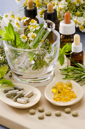 Herbs - Alternative Medicine